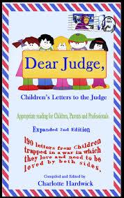 Dear Judge Book Reviews