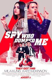 Quote Spy Stunning The Spy Who Dumped Me 48 IMDb