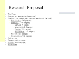Business Plan Cover Research Proposal Pattern Play Zone Sample One