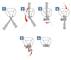 ... Bow tie: how_to_bow_a_bowtie windsor knot