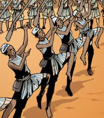 the women iers of dahomey pedagogical unit women the slave trade increased considerably in the eighteenth century in particular in the ports of ouidah and lagos and drastically changed the entire