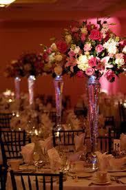 diy tall wedding centerpiece