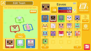 Pokemon Quest Evolution Evolve Levels List Plus How To