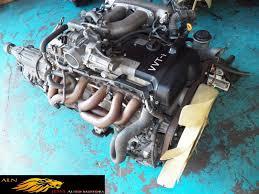 Toyota Crown JZS171 2.5L Inline 6 Non Turbo VVTi Engine, 2WD ...