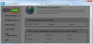 basic wireless settings on your modem