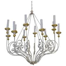 twelve arm rivoli chandelier by niermann weeks for