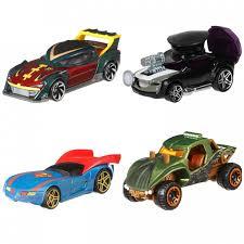 <b>Hot Wheels Машинка персонажа</b> DC