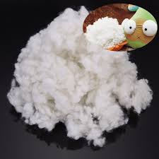 500g Polyester Fiberfill Stuffing/filling Toys Quilts Pillow Craft ... & Picture 1 of 4 ... Adamdwight.com
