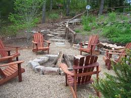 build diy fire pit ideas patio