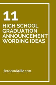 graduation announcements free downloads free download sample 11 high school graduation announcement wording
