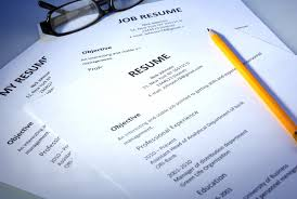 Resume Format Guidelines 5 Guidelines For Resume Format 1to1 Recruit
