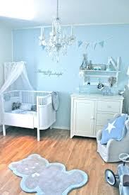 Baby boy blue nursery....pretty but maybe just a little too much