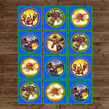 Small Picture 138 best Skylanders images on Pinterest Cupcake toppers