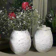 Flower Vase With Paper Home Dzine Craft Ideas Make These Easy Paper Mache Pots