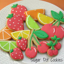 decorated summer sugar cookies.  Cookies 24 Ways To Decorate A Sugar Cookie Christmasy Cookies In Decorated Summer K
