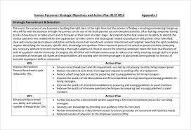 recruiting plan example co recruiting plan example