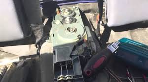 e46 convertible cover latch diy repair