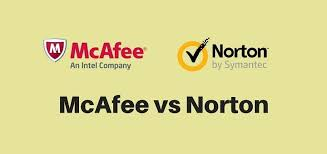 Mcafee Vs Norton Or Symantec Ultimate Comparison 2019