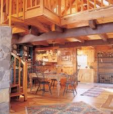log cabin homes kits interior photo gallery