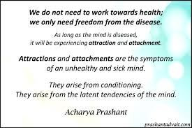 The Difference Between Love And Attraction Acharya Prashant Impressive Love Or Attraction