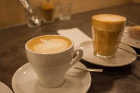 flat white vs cafe latte