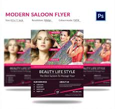 Brochures Templates Free Download Hair Salon Brochure Template Blowout Flyer Samples Flyers Free