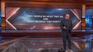 Phil and gave an interview that went so poorly that it went viral for all the wrong reasons. Unphiltered Look At Why People Do The Things They Do Dr Phil