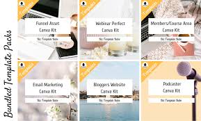 sales kit template shop biz template babe