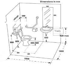 dimension standard wc suspendu best design images on blueprints for bathroom layout designs
