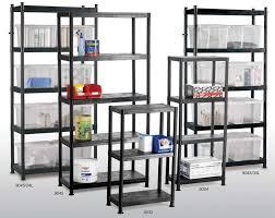 modular plastic shelving units