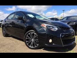 toyota corolla 2014 black. Contemporary Toyota Pre Owned Black 2015 Toyota Corolla CVT S In Depth Review  Edson Alberta On 2014 0