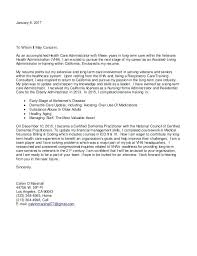healthcare administration cover letter ideas collection cover letters for nursing home administrators with