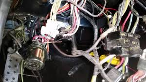 wiring harness under dash bill's 1968 hertz shelby gt350 mustang Dash Wiring Harness wiring harness under dash bill's 1968 hertz shelby gt350 mustang fastback day 23 dash wiring harness ram 2500 diesel 2005