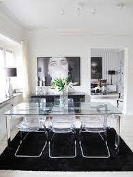 acrylic furniture australia. Acrylic Dining Chairs Room Modern With White Furniture Australia