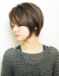 大人ミセスの毛流れショートヘアyr 439 ヘアカタログ髪型