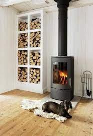70 ideas wood burning stove cabin