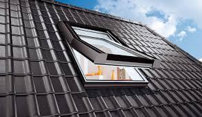 Afg Skylight Premium Dachfenster Pvc 66 X 118 Mit Eindeckrahmen