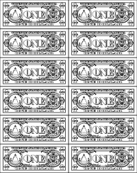 Play Money Coloring Pages 2578010