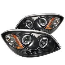 chevrolet cobalt headlights at andy s auto sport 05 10 chevrolet cobalt 07 09 pontiac g5 spyder halo led projector headlights