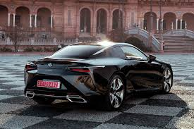 2018 lexus pictures. wonderful 2018 2018 lexus lc 500h rear three quarter 02 to lexus pictures l
