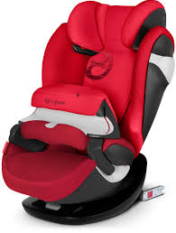 Cybex Pallas M-Fix - Rebel Red - Child Car Seat 2018