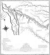 Exploration Chart Amazon Com Historic Map Exploration Book 1810 Chart Of