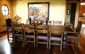 spanish style furniture. spanish dining room style home rustic furniture