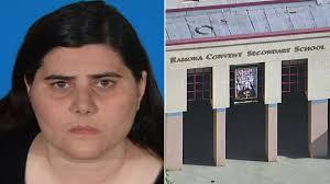 Lesbian teacher molests student full