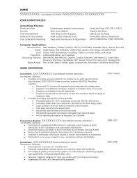 Tax Accountant Job Description Resume