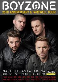 Boyzone Farewell Tour In Manila Techbeatph Com