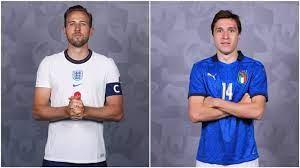 England vs Italy Final ...