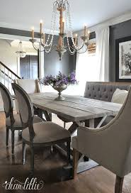 rustic chic dining room tables. gray dining room set full size of rustic chic chairs beautiful tables