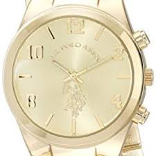 best us polo assn watch products on wanelo u s polo assn women s usc40069 gold tone link bracelet watch