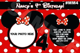 Make Your Own Mickey Mouse Invitations Create Your Own Mickey Mouse Invitations S Baby Invitation Template
